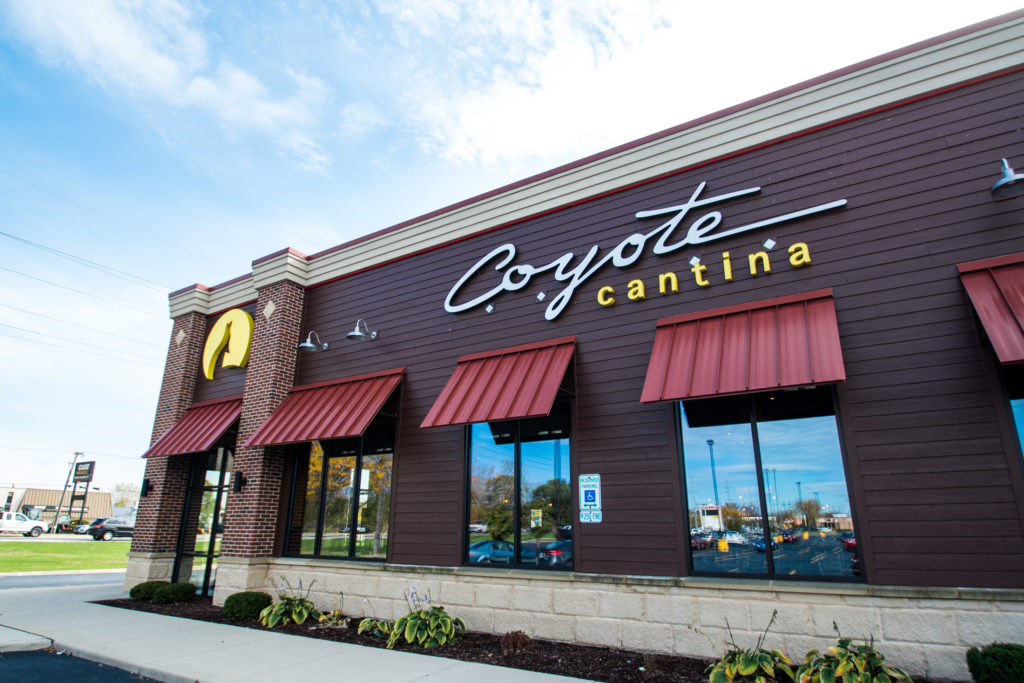 Coyote Cantina Schererville