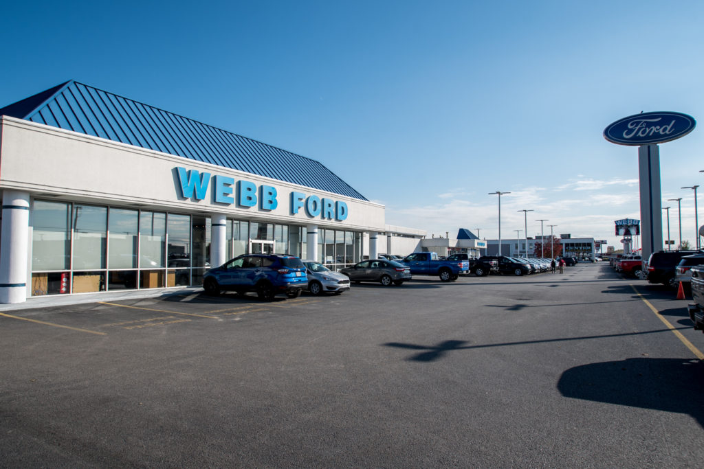 Webb Ford Highland