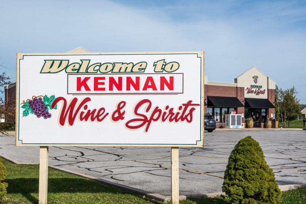 Keenan Wine & Spirits Saint John