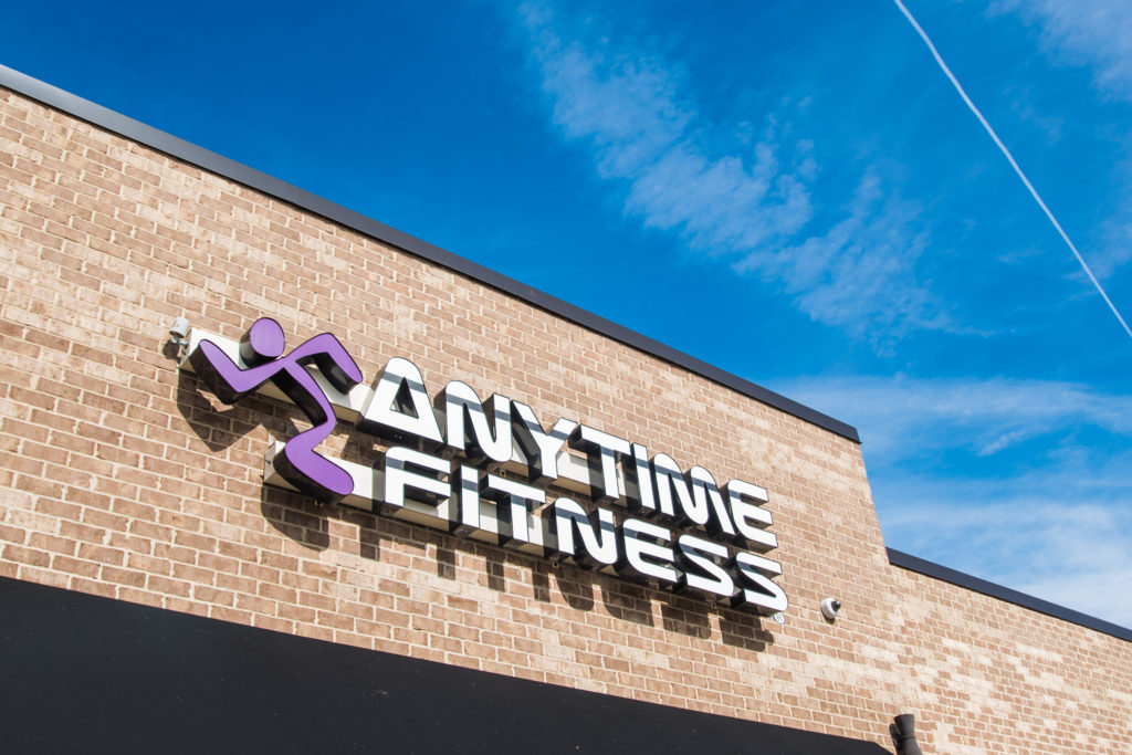 Anytime Fitness Saint John