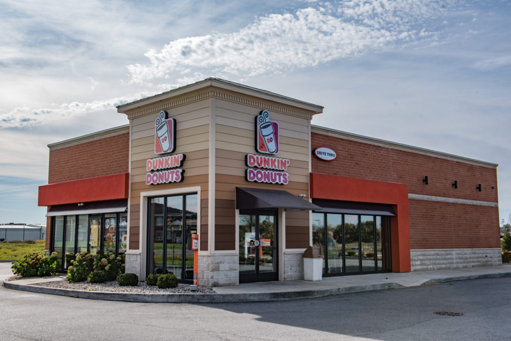 Dunkin Donuts Broadway