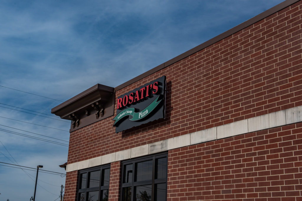 Rosati's Pizza Crown Point