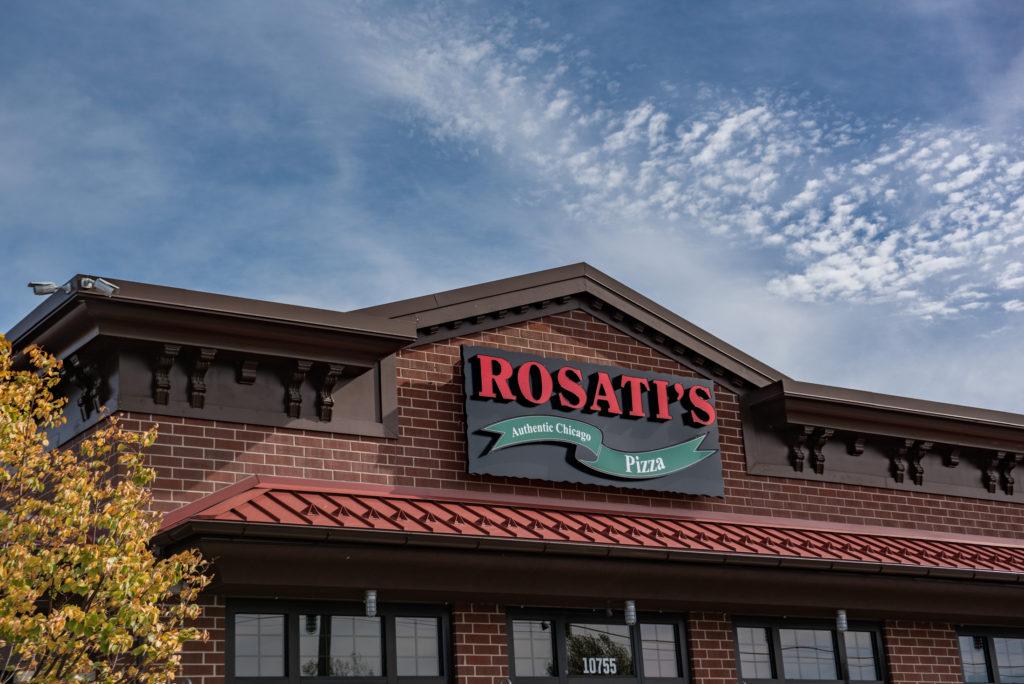 Rosati's Pizza Crown Point