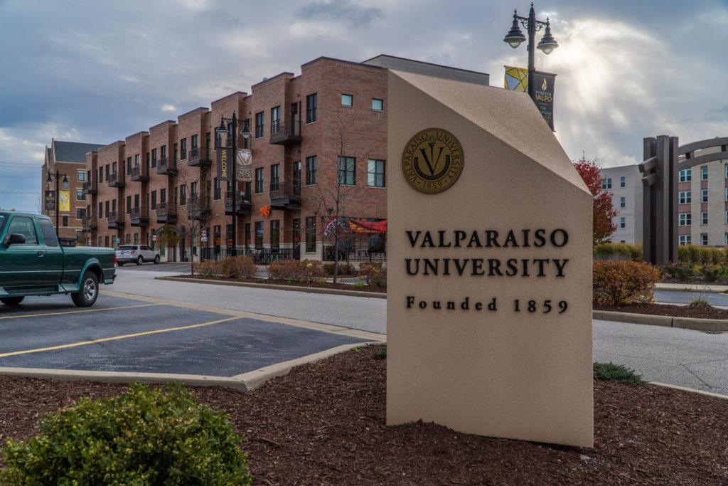 Valparaiso University Plaza